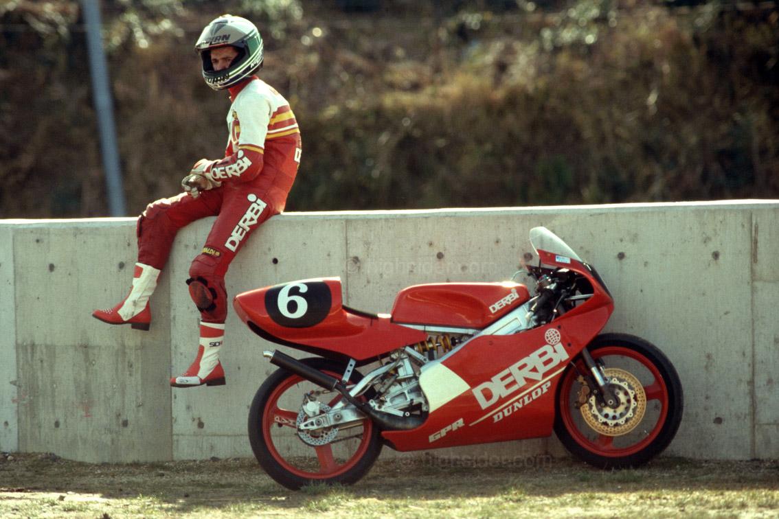 Yamaha TZR RR para circuito Gianola_91_02